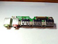 Б/у Плата USB и аудио DA0PB2TB8E0 32PB2UB0020