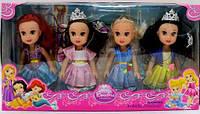 Набор кукол принцессы Диснея 037А