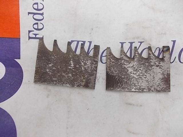 Лезвие нож для фуганка №15