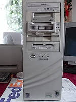 Компьютер Daewoo 333Mhz 384Mb 20Gb AGP AT