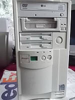 Компьютер Prime 500Mhz 128Mb 20Gb AGP AT