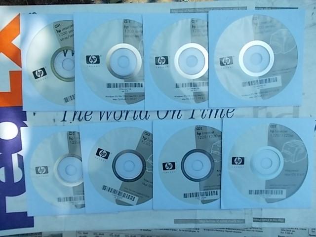 Диск CD-ROM HP LaserJet 1200/1220
