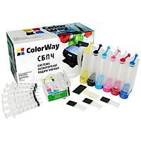 СНПЧ ColorWay Epson P50/PX660 без чернил (P50CC-0.0)