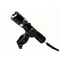 Мощный велосипедный фонарик BL 8628 30000W, A34