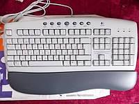 Клавиатура Logitech Internet Keyboard Y-ST39 PS/2