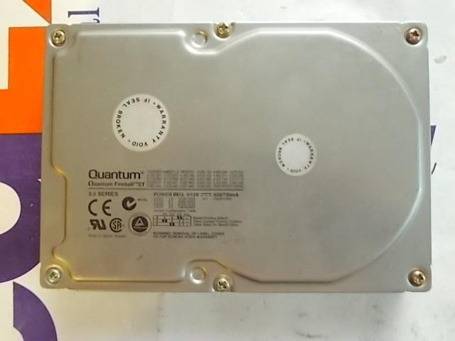 HDD IDE 3,5 Quantum 2.1AT ST21A012 rev 02-C 2,1Gb