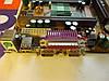 MB Slot1 Asus P3V 4X rev 1.02 VIA 133A Tualatin #1