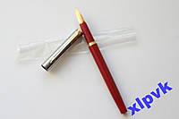 Ручка типа PARKER.Золотого цвета перо..ИНДИЯ
