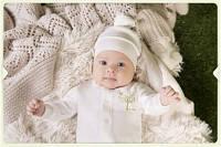 Комплект эко-одежды для новорожденного ребенка
