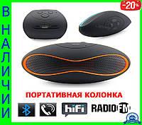 Портативная Bluetooth MP3, FM колонка SPS X6/Z169  MicroSD