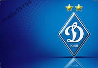 Обложка обкладинка на паспорт Динамо Київ Dynamo
