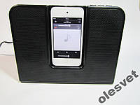 Музыкальная колонка - док станция iPode/iPhone