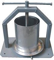 Ручной пресс для отжима сока 10л (Винница)
