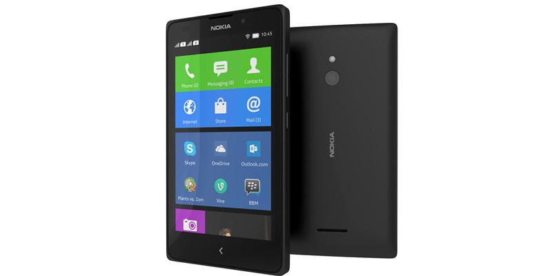 """Nokia 5"""" XL Dual sim RM-1030 Black 5Mp 2ядра"""