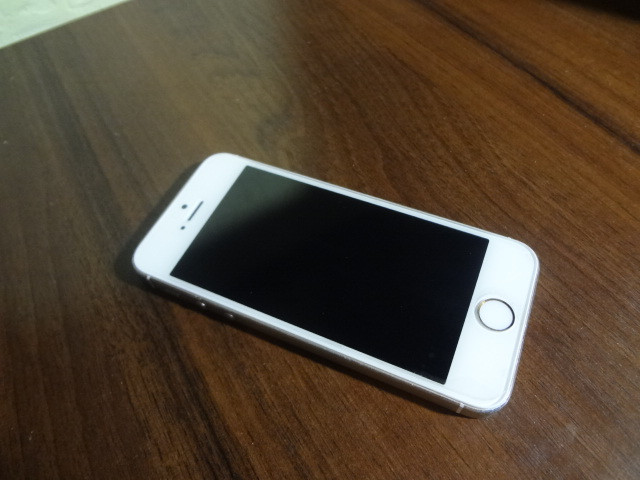 Мобильный телефон Apple iPhone 5S 16Gb NEVERLOCK