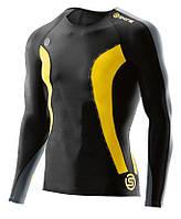 Компрессионная футболка Skins DNAmic Top Long Sleeve DA99050059238