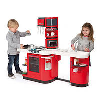 Детская интерактивная кухня Smoby Super Master Rouge 311100