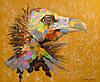 «Орел» картина маслом