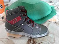 Ботинки XTB Польша рр 25-29  2 цвета