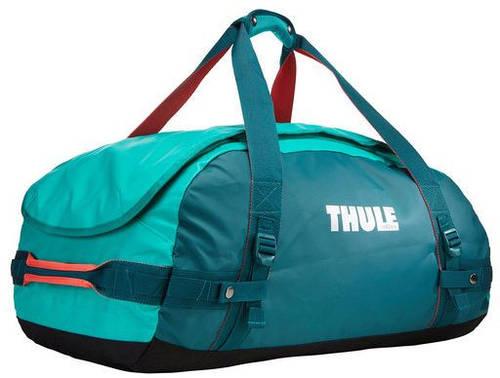 Спортивная стильная дорожная сумка Thule Chasm , 221204, 70 л. голубой
