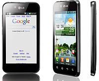 Защитная пленка для  LG Optimus P970 , Z222 3шт