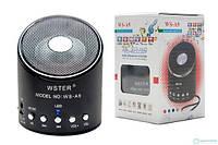Портативная колонка WS-A9 MP3,USB, радио