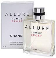Chanel allure homme sport cologne шанель аллюр хом