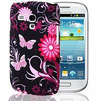 Пластиковый чехол Samsung Galaxy S3 Mini i8190 E26