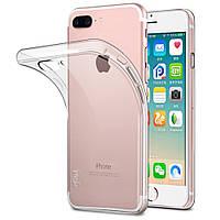 Чехол накладка силиконовый IMAK для Apple iPhone 7 Plus 5.5 прозрачный