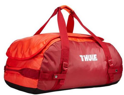 Прочная дорожная спортивная сумка Thule Chasm , 221203, 70 л. красный