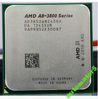 FM1 AMD A8-3850(2.9Gx4) AD3850WNZ43GX +тпаста