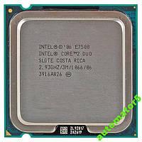 LGA775 Intel Core2Duo E7500 2.93/3/1066 R0+тпаста