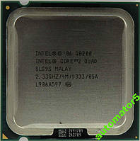 LGA 775 Intel Q8200 Core2Quad 2.3G/4M/1333 +тпаста