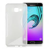 Силиконовый чехол Samsung Galaxy A5 2016 A510 G920