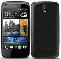 Матовая пленка для HTC Desire 500, Z400 3шт