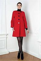 Классическое пальто средней длины