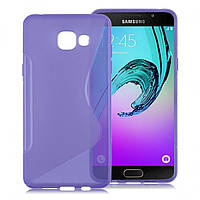 Силикон чехол Samsung Galaxy A5 2016 A510, QG920