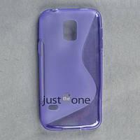 Силиконовый чехол для Samsung Galaxy S5, QG121