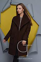 Женское кашемировое пальто PL-8668