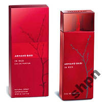 ARMAND BASI In Red (100ml) КАЧЕСТВО