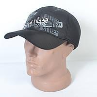 Мужская модная теплая кепка на флисе с ушками - 29-454