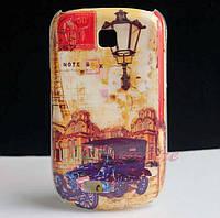 Пластиковый чехол Samsung S5570 Galaxy mini, QG755