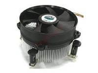Вентилятор кулер CoolerMaster для процессор 775 №1