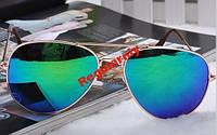 Солнцезащитные очки модные АВИАТОРЫ 2016