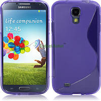 Силиконовый чехол Samsung Galaxy S4 i9500, QG50.
