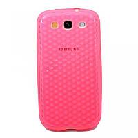 Силиконовый чехол Samsung Galaxy S3 i9300, QG277