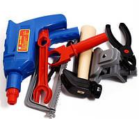 Игрушечный набор детских инструментов Маленький механик (Орион 921.в.2)