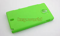 Пластиковый чехол Sony Xperia E1 D2105, QK20