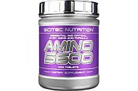 Аминокислоты Scitec Nutrition Amino 5600 (500 таб.)