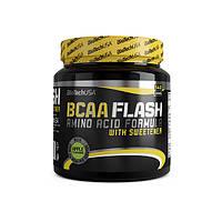 Аминокислоты (БЦАА) Biotech USA BCAA Flash 540 грамм.
